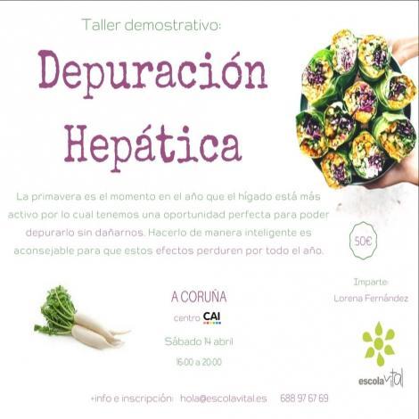 DEPURACIÓN HEPÁTICA