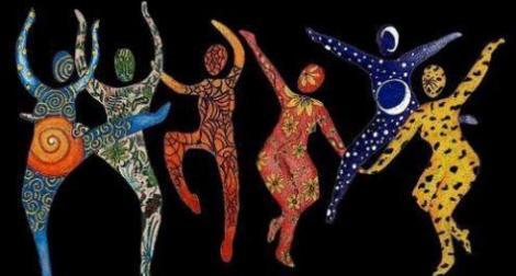 BIODANZA. ¡Danza con la Vida!