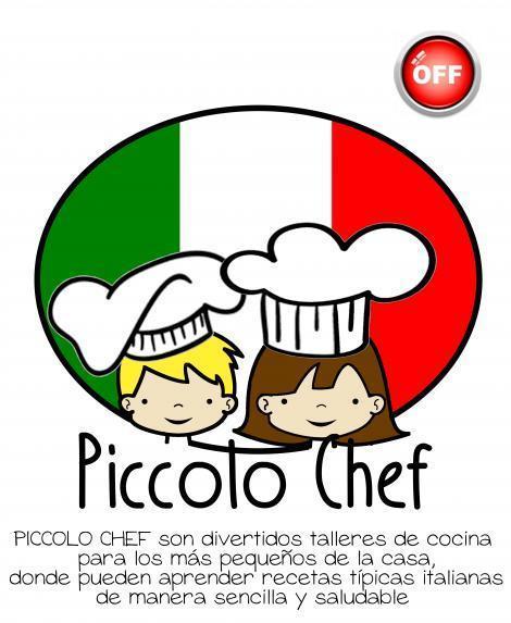 PICCOLO CHEF,  COCINA INFANTIL